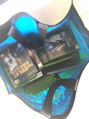 Xbox and xbox360 games for Sale in Linthicum Heights, MD