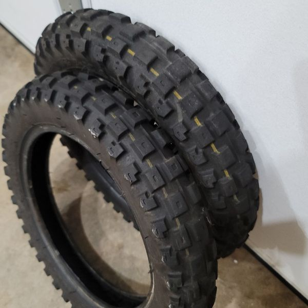 PW50 Tires
