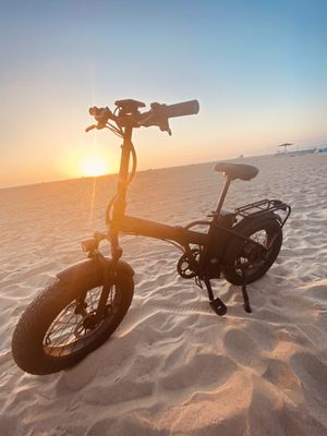 Electric bike /folding dual motors for Sale in Los Angeles, CA