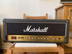 Marshall JCM 2000 DSL 100w Amplifier Head for Sale in Huntington Beach, CA