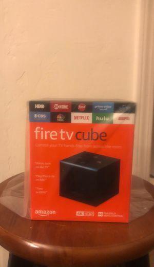 **BRAND NEW & SEALED**Amazon Fire TV Cube for Sale in Chula Vista, CA