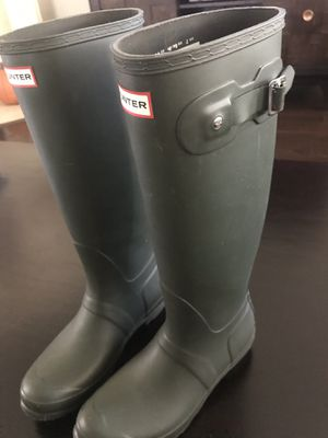 Hunter Rain Boots for Sale in Mansfield, TX