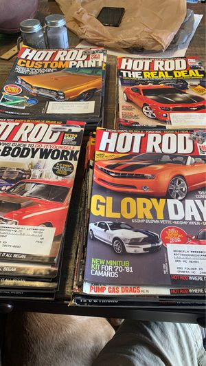 Hot rod magazines for Sale in Tucson, AZ