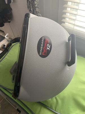 Winegard pathway X2 portable satellite dish W/ two Wally receivers for Sale in Naples, ME