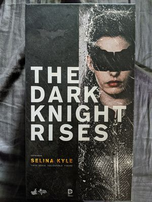 Hot Toys The Dark Knight Rises Selina Kyle Catwoman for Sale in Monterey Park, CA