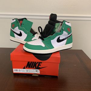 BRAND NEW Nike Air Jordan Retro 1 Lucky Green Women's Size 8 for Sale in Chapel Hill, NC