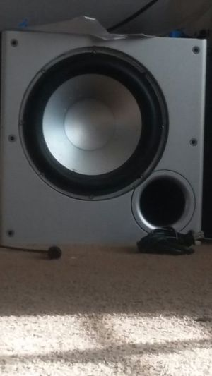Polkaudio home subwoofer for Sale in Cleveland, OH
