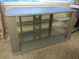 TV Stand with 4 Shelves for Sale in San Jose, CA