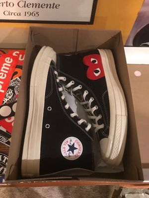 Designer CDG Converse for Sale in Temple Hills, MD