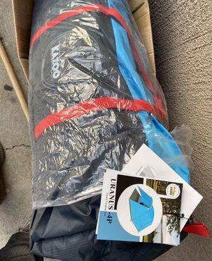 Kazoo Uranus 4p camping tent 75$ new for Sale in Fontana, CA