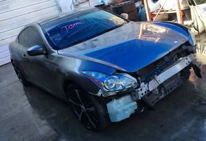 08-16 INFINITI G37 Q60 COUPE PART OUT! for Sale in Fort Lauderdale, FL
