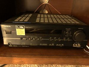 Onkyo Surround System for Sale in Vacaville, CA