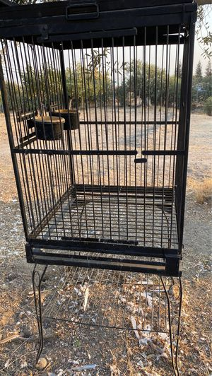 Bird cage for Sale in Madera, CA