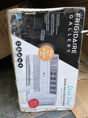 Frigidaire 8,000 btu super quite window ac for Sale in Columbus, OH