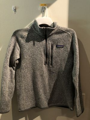 Patagonia Better Sweater Grey for Sale in Houston, TX