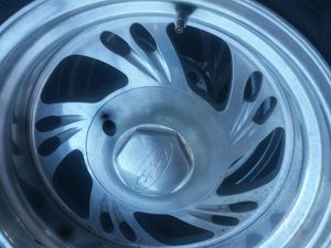 Eagle alloy rims and tires 14s for Sale in Riverside, CA