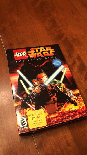 LEGO Star Wars PC Game for Sale in Brookeville, MD