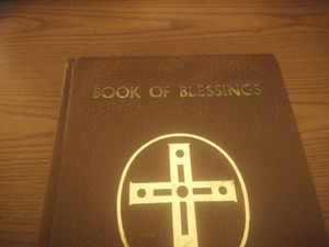 Book of Blessings for Sale in Milford, MA