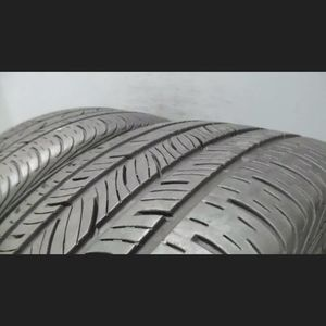 Pair 245 40 18 Continental ContiProContact MO with 85% Tread 7/32 97V #10588 for Sale in Miami, FL