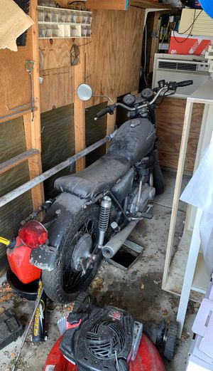 Vintage Yamaha XS650 Motorcycle for Sale in Chicago, IL