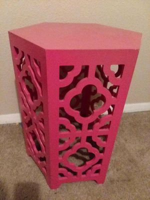 Side Table wood for Sale in Beaumont, TX