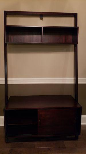 Crate and Barel TV stand credenza bookshelf for Sale in Ashburn, VA