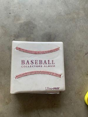 Baseball card album for Sale in Goodlettsville, TN