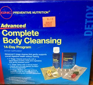 ADVANCED COMPLETE BODY CLEANSING for Sale in Portsmouth, VA