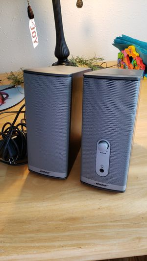 Bose Companion 2 speakers for Sale in Yelm, WA