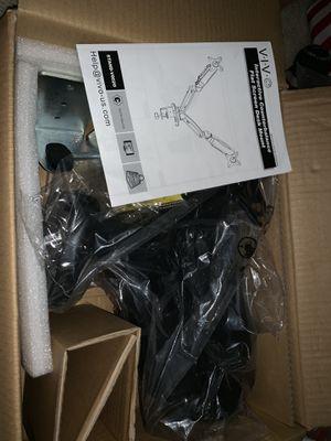 Vivo dual monitor stand for Sale in Addison, IL