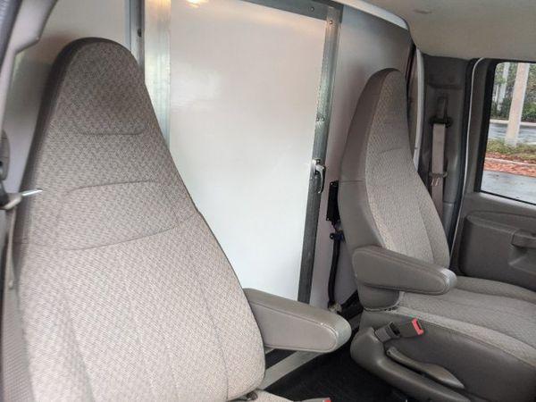 2017 Chevrolet Express Commercial Cutaway