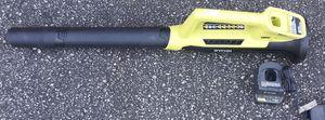 Ryobi 18 volt leaf blower for Sale in Piedmont, SC