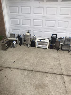 Heaters Portable for Sale in Hampton, VA