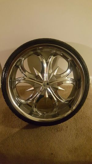 Mossa 22in Rims for Sale in Oxon Hill, MD