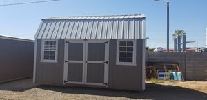 10 X 16 Lofted Bard Cabin, Shed, Storage for Sale in Tempe, AZ