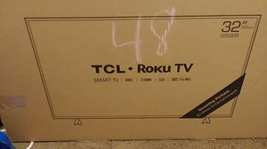 TCL. Roku Smart TV for Sale in Oakridge, OR