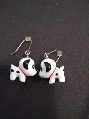 Dalmations puppy earrings for Sale in Tampa, FL
