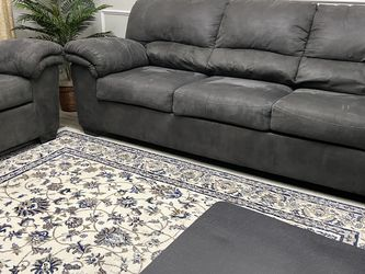 Bladen Slate Sofa and Loveseat - Grey Color by Ashley for Sale in Frisco,  TX