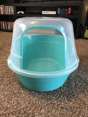 Petphabet Large Litter Box for Sale in Winston-Salem, NC