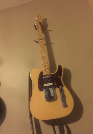 Fender MiM Nashville Telecaster w/mods for Sale in Humble, TX