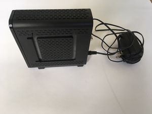 Modem and router for Sale in Trenton, NJ