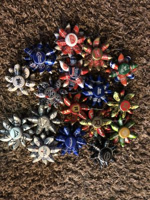 Handmade ornaments for Sale in Bath, NY