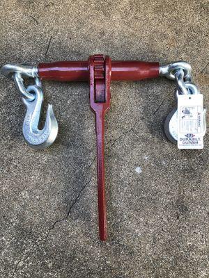 Durabiltusa TITAN RATCHET 15000lbs NEW for Sale in Houston, TX