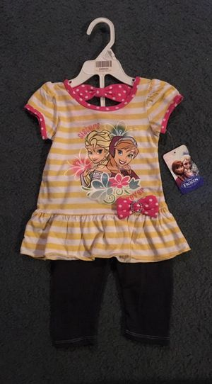 New 2T Disney Frozen outfit for Sale in Salem, SD