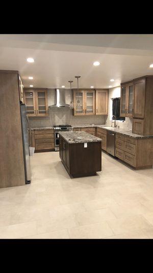 Kitchen cabinets and countertop for Sale in Pico Rivera, CA
