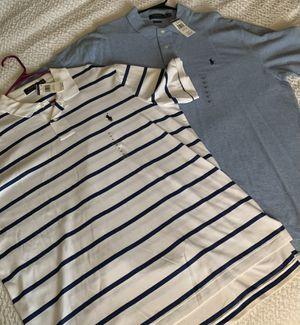 Ralph Lauren 2X shirts for Sale in San Antonio, TX