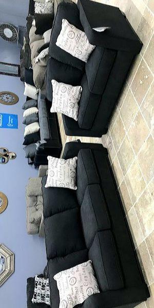 🔔Alenya Charcoal Living Room Set byAshley for Sale in Glen Burnie, MD