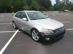 Lexus is300 automatic runs great heated seats for Sale in Riverdale, GA