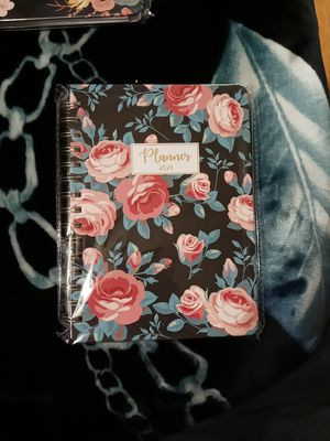 Planner book 2021 for Sale in Murfreesboro, TN