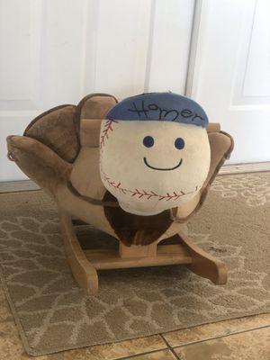 Kids Rocking Baseball Toy Rocker for Sale in FL, US